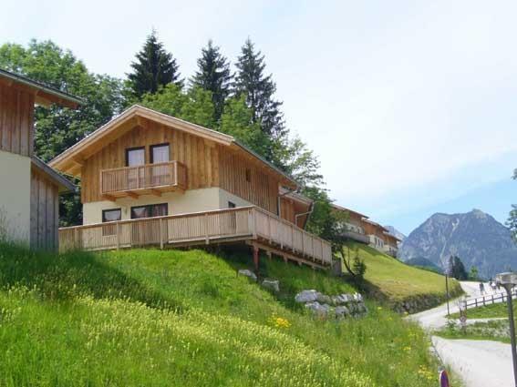 Chalet Dachstein in Oostenrijk - chalet te huur